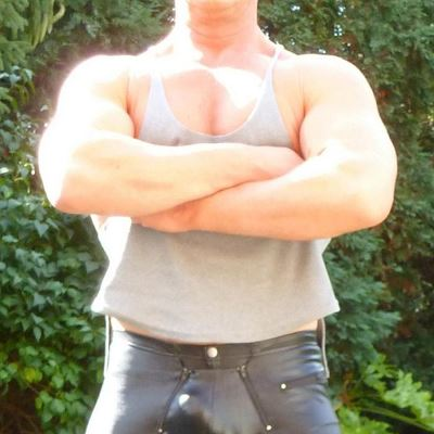 from Cassius gay spandex gallery